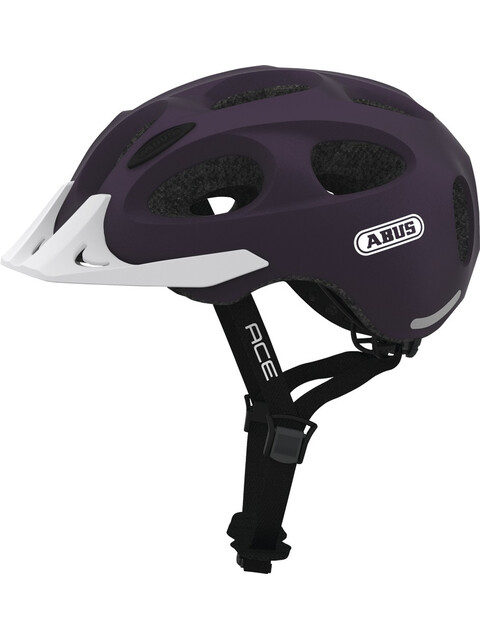 ABUS Youn-I Ace Helmet aubergine